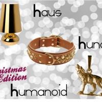 Schönes Hundeleben – Christmas Edition: Gold