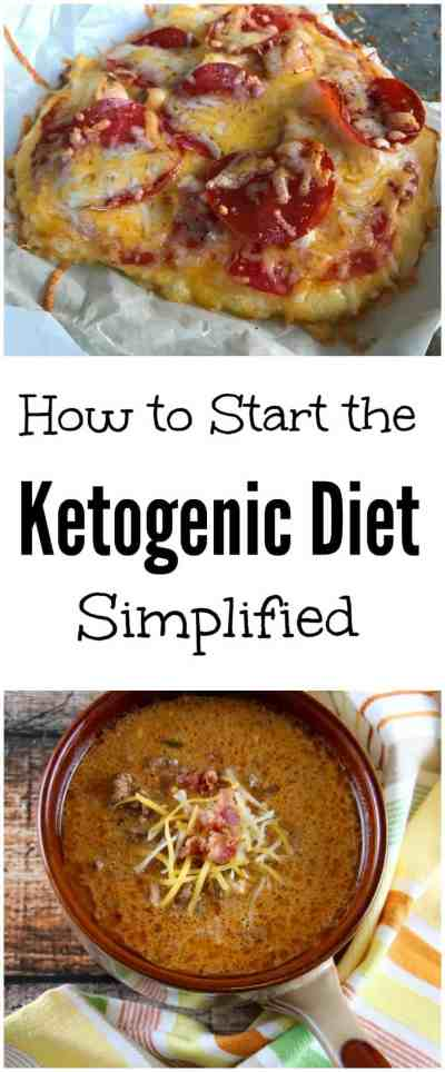 Simple Way to Start the Ketogenic Diet - iSaveA2Z.com