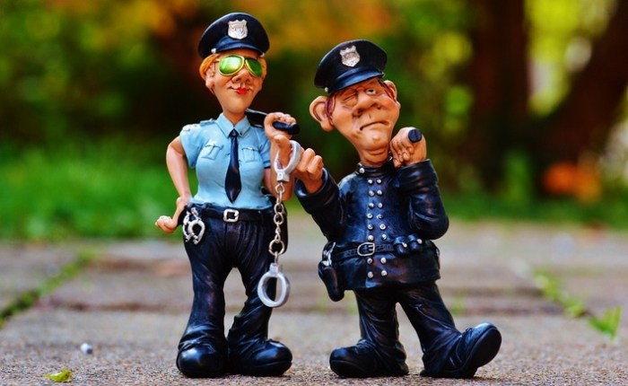The Bad Cop Parent