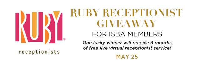 Congratulations to the winner of the Ruby Receptionists giveaway