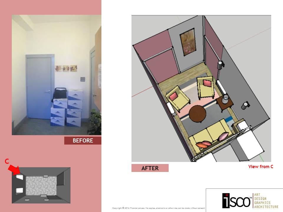 INTERIOR DESIGN  3D SPACE PLANNING - iSCO Designs - Flyers Design - interior design flyers