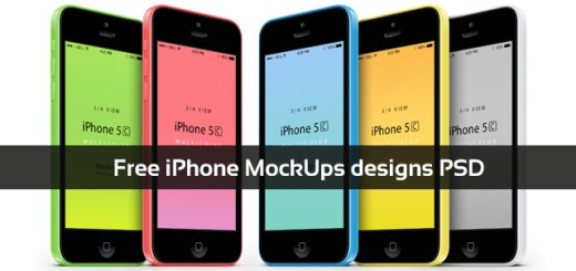 3-4-iPhone-5C-Psd-Vector-Mockup