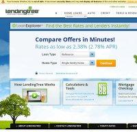 Lendingtree.com - Is Lendingtree Down Right Now?