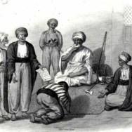Le contrat de la dhimmât : allégeance du non-musulman au musulman.