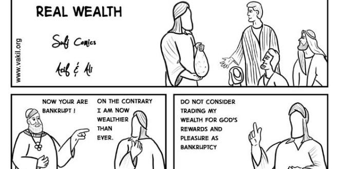 sufi-comics-real-wealth