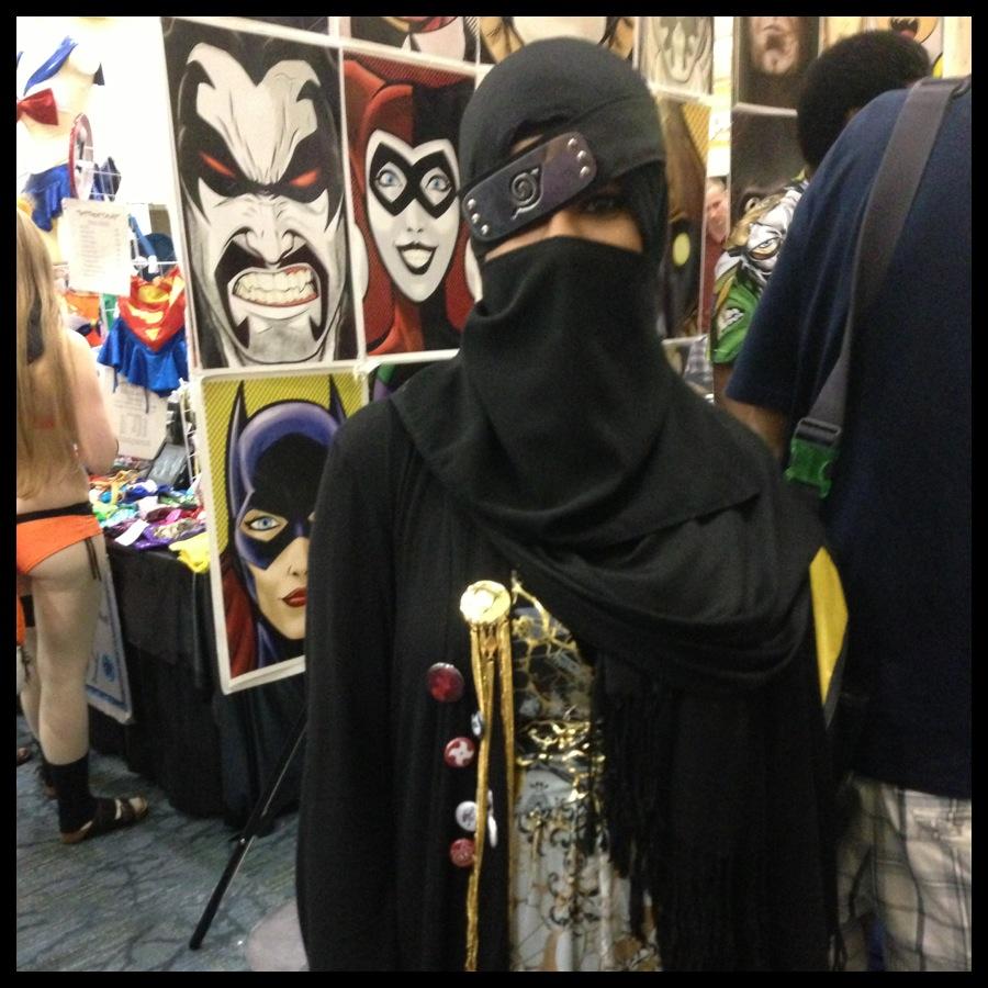 Cosplay: Naruto Inspired (Hatake Kakashi)