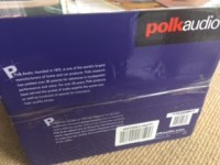 Polk Audio RC80i 2 way In-Ceiling Speakers ( A pair ...