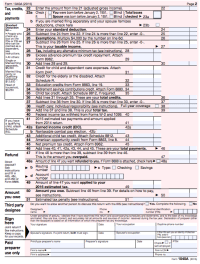 state income tax forms 2015 free printable 1040ez 1040a ...