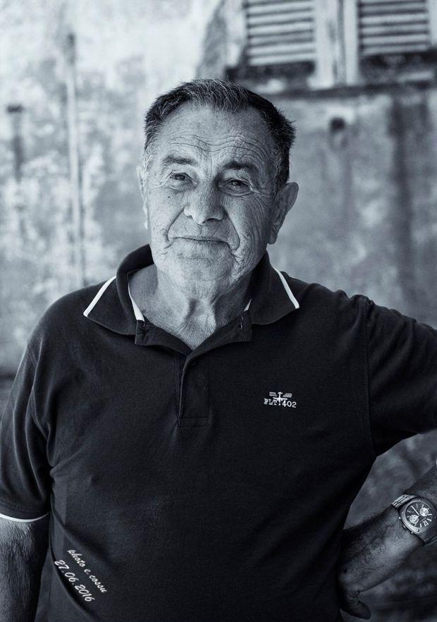 Gianfranco Massidda (photo e.cossu 2016)