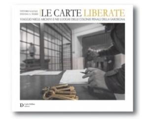 """La copertina del libro """"Le Carte Liberate"""""""