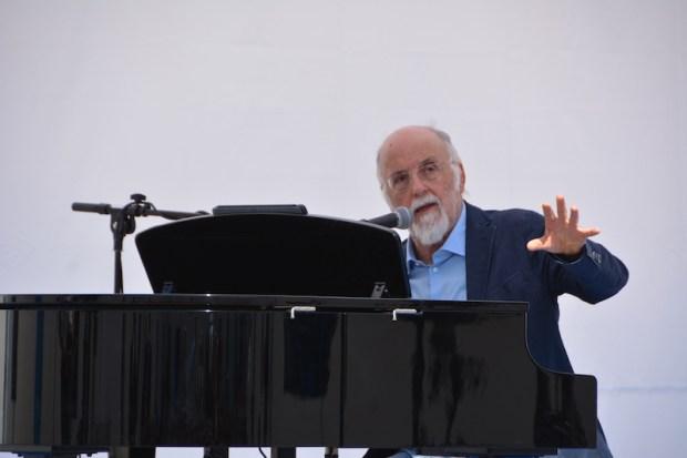 Il Maestro Piero Marras