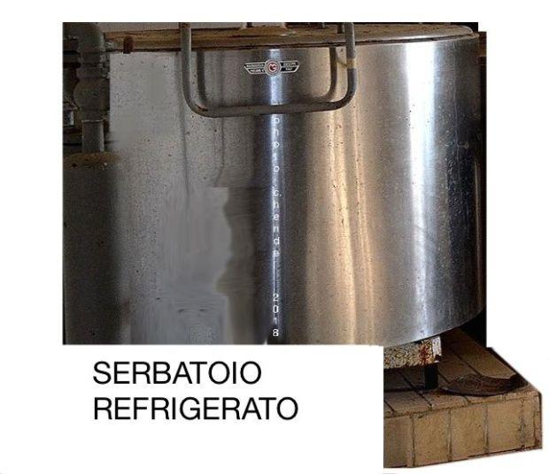 serbatoio refrigerato