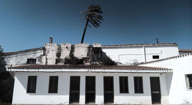 Asinara – Cala d'Oliva – zona colloqui. (Ph. G.P.D.P. 2018)