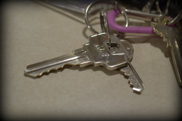 Keys that get me into places