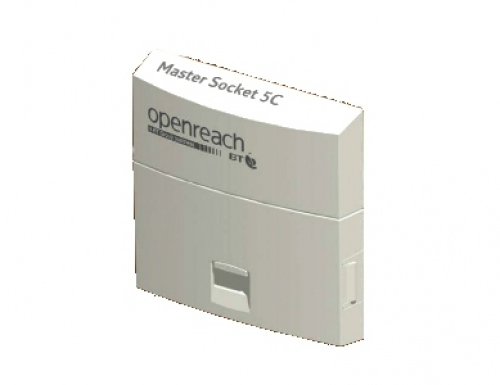 UPDATE A Quick Look at BT Openreach\u0027s New NTE5C Master Socket