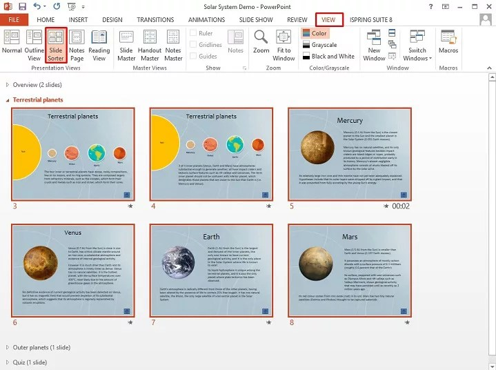 4 Technical Ways to Structure Your PowerPoint Presentation