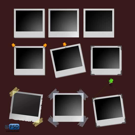 Polaroid_Frames