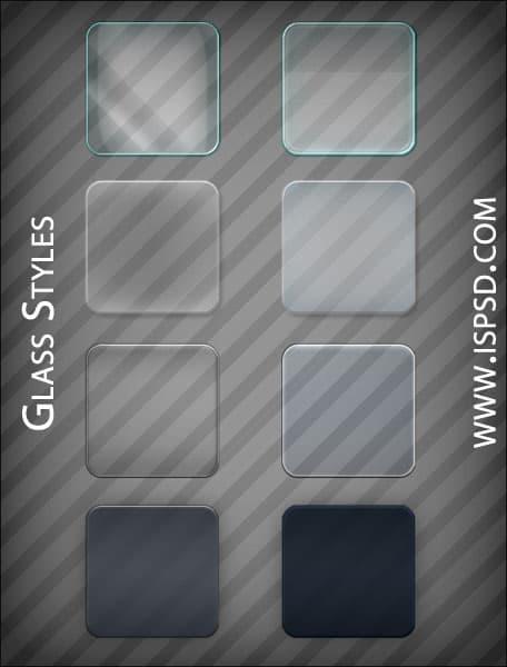 Glass Styles ASL