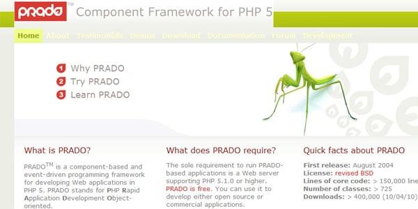 prado framework