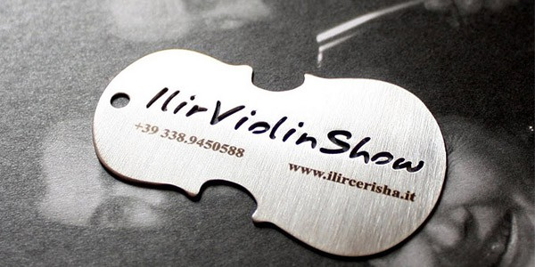 unique-metal-business-card-ilir-violin-show