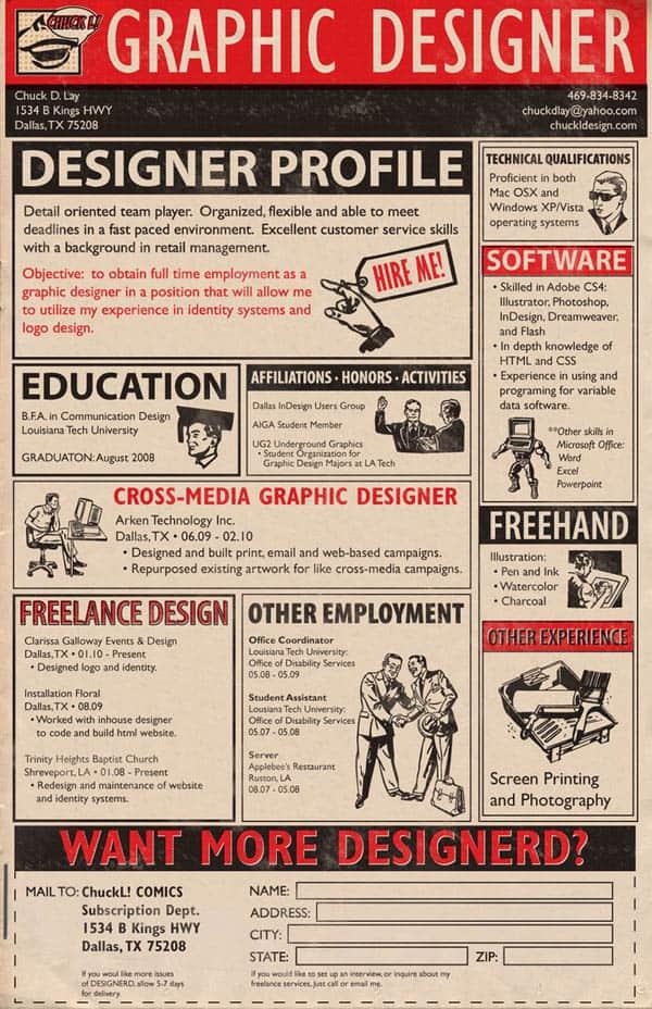 creative resumes