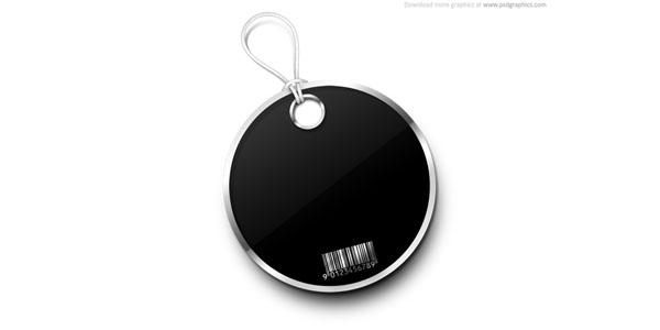 black-tags