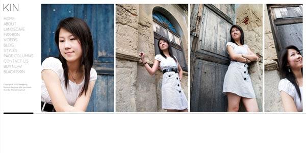 KIN - Minimalist Photography
