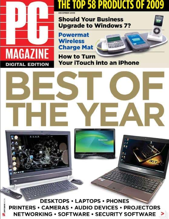 top ten technology magazines