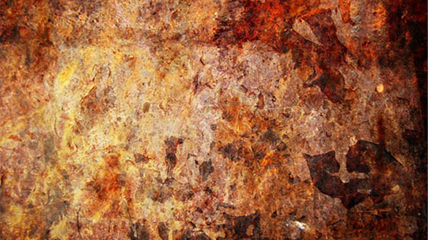 rusted textures