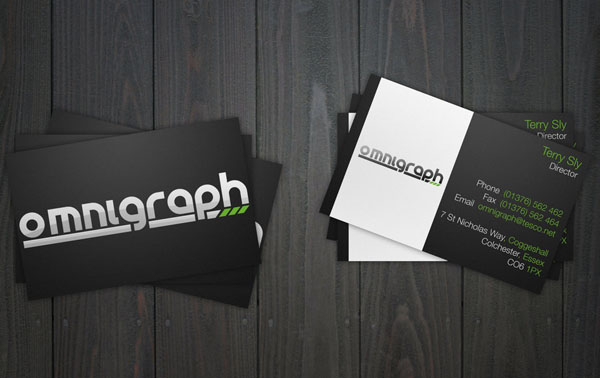 simple business cards