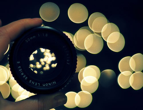 Examples of Bokeh Photography