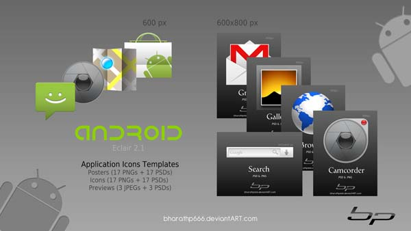 Android_Icon_Templates