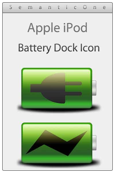 Apple iPod Battery Dock