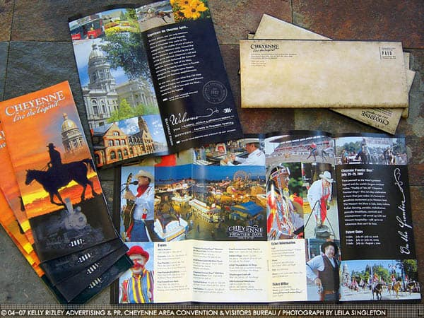 Cheyenne Visitors guide
