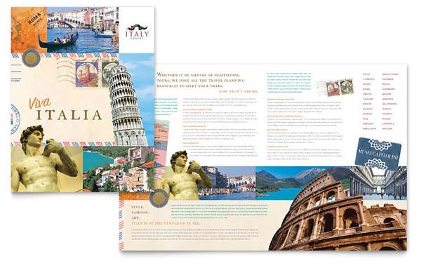 Tourist Brochure Template Tourism Brochure Templates Travel Tourism