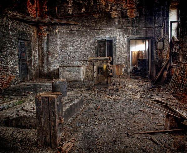 The Blacksmith - Die Schmiede