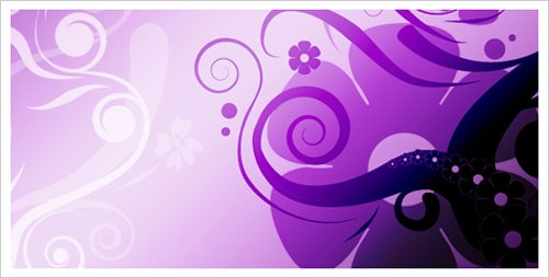floral-swirls