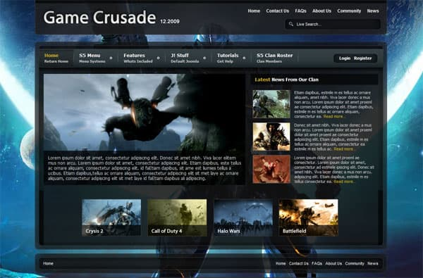 game crusade