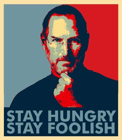 30 awesome portrait of steve jobs