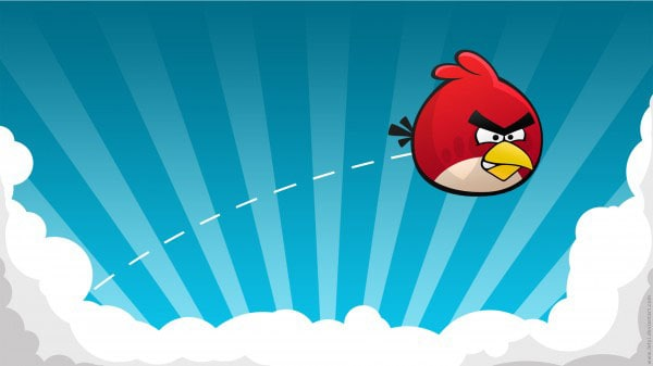 Angry Birds Funny Game