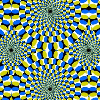 depth Perception illusion