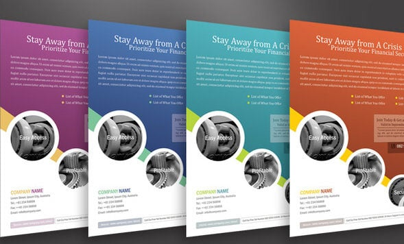 20 Corporate Business Flyer Templates - product flyer