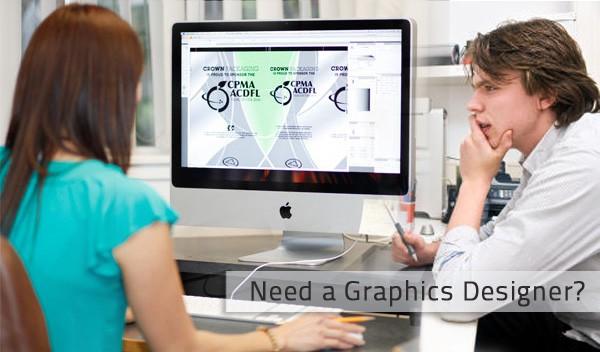 need a graphics designer