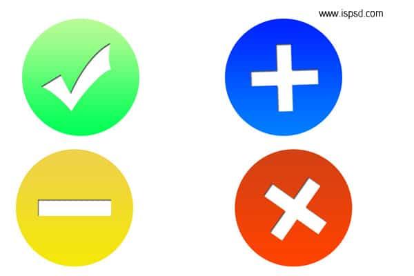 web_buttons psd