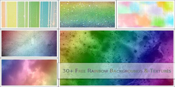 Free Rainbow Backgrounds