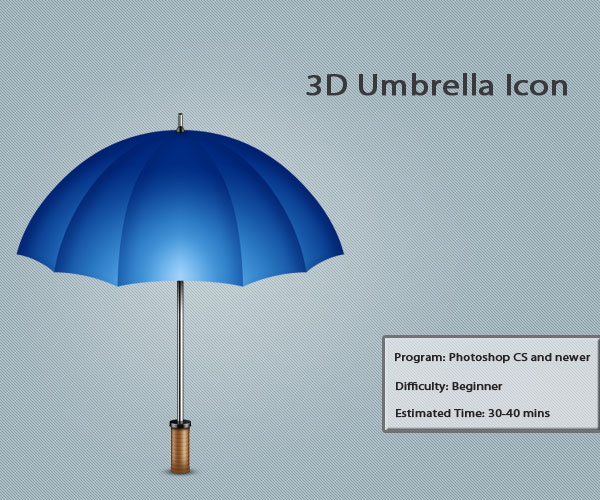 3d-umbrella-icon