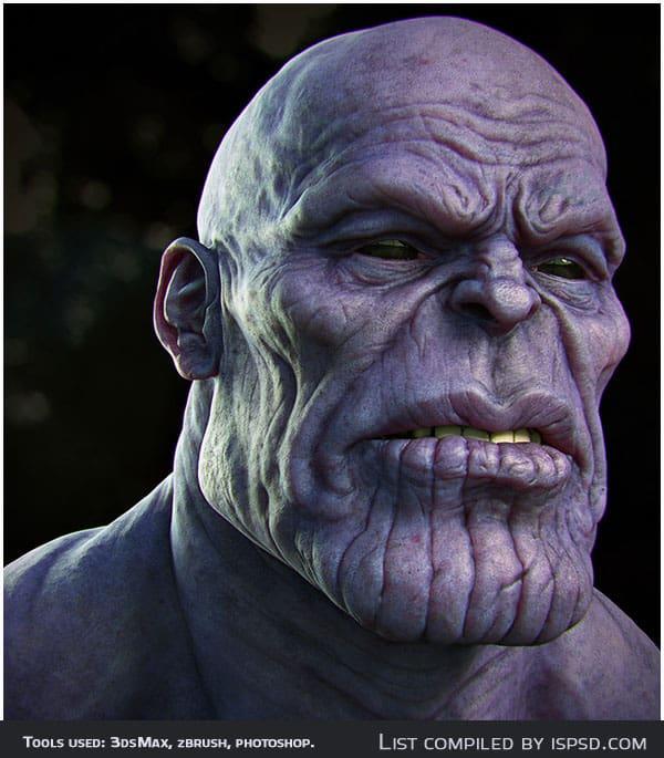 Thanos-render-test