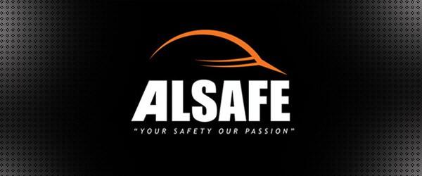 Alsafe logo