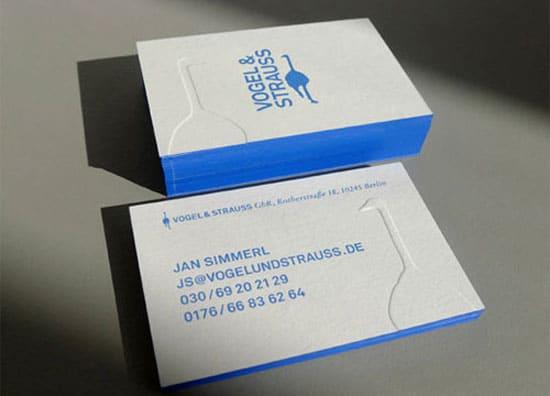 blue-edged-card