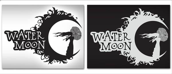 Water Moon Logo